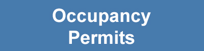 Occupancy Permits